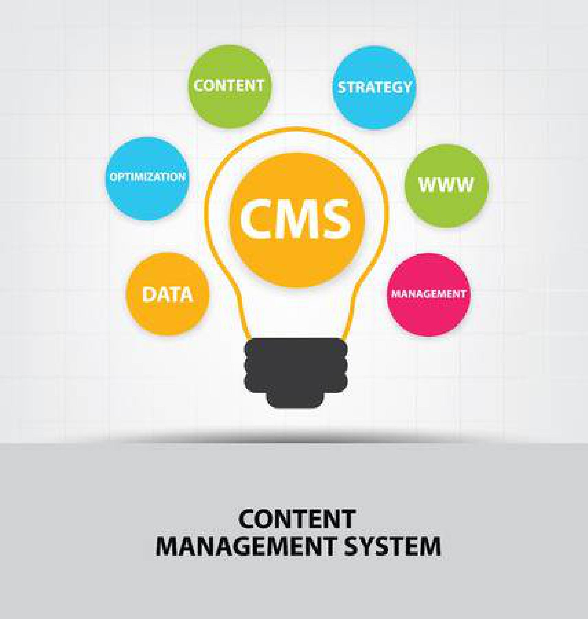Dynamic Websites (CMS)